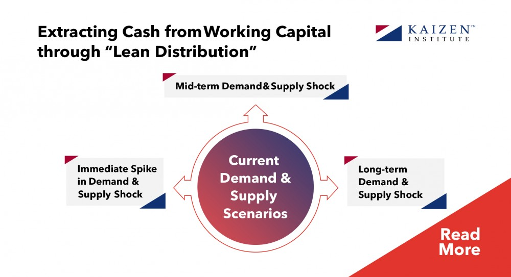 Extracting Cash from Working Capital through Lean Distribution